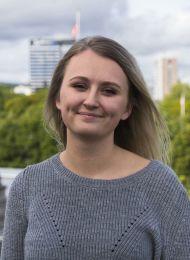 Profilbilde: Elizabeth Åsjord Sire