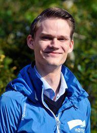 Profilbilde: Andreas Fredriksen