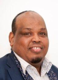 Profilbilde: Ismail Mahamed Muhyadin