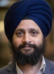 Profilbilde: Amrit Paul Singh