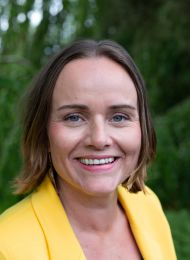 Profilbilde: Margret Hagerup