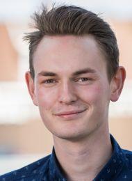 Profilbilde: Falk Daniel Låmar Castonier Øveraas
