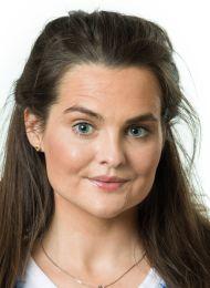 Profilbilde: Caroline Sandven Taule