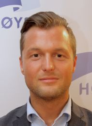 Profilbilde: Thomas Elvebakk