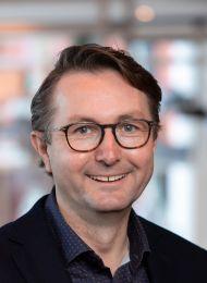 Profilbilde: Anders Stensrud Larsen