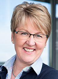 Profilbilde: Wenche Hoel Ulvin