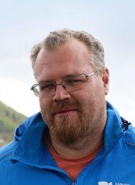Profilbilde: Arild Sleveland