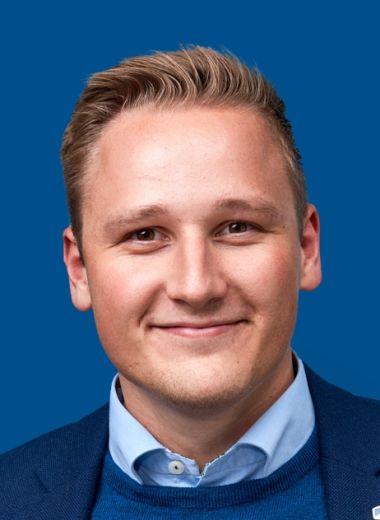 Harald Larssen Lønning - Gruppeleder, Haugesund