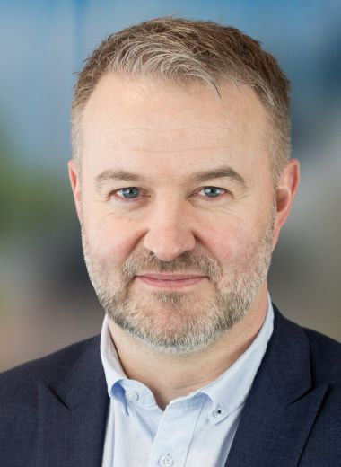 Lars Vestnes - Gruppeleder, Bodø