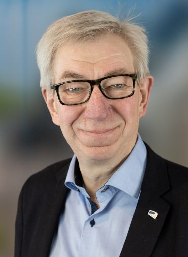 Helge Evju - Gruppeleder, Kongsberg