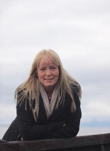 Bente Anita Kristensen Solås - Ordførerkandidat, Vestvågøy Høyre