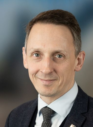 Tom Myrvold - Ordfører, Ørland