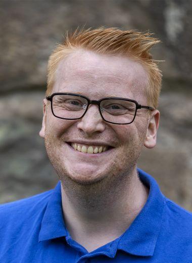 Fredrik Holm - Gruppeleder, Halden