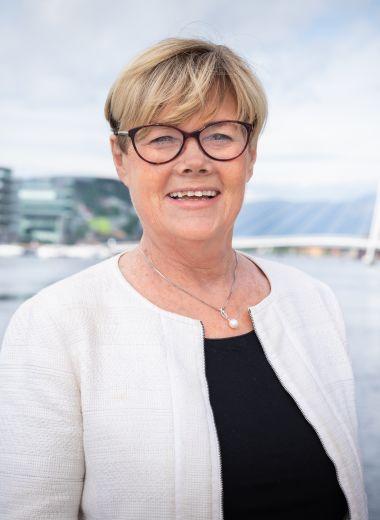 Kristin Ørmen Johnsen - Leder, Viken