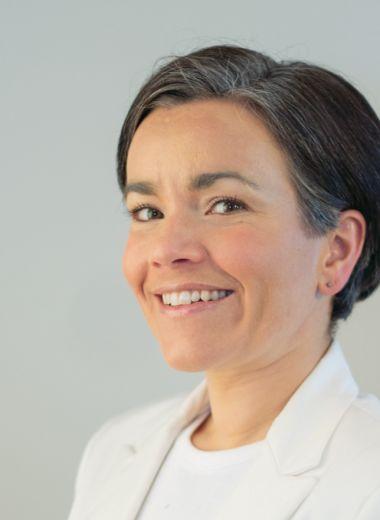Gunn Cecilie Ringdal - Ordfører, Lier