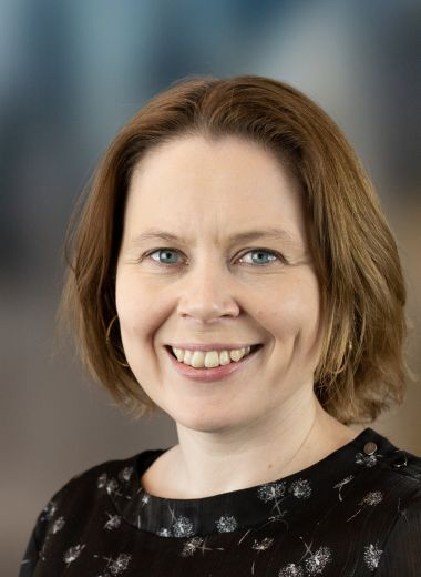 Christine Bertheussen Killie - Gruppeleder, Troms og Finnmark