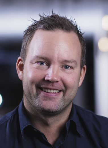 Johan Niklas Cederby - Gruppeleder, Horten