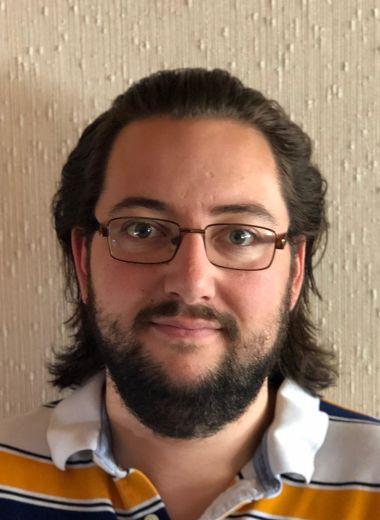 Andreas Kagiavas  Torp - Gruppeleder, Krødsherad
