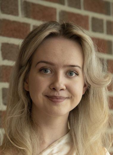 Profilbilde: Benedikte Svendsen