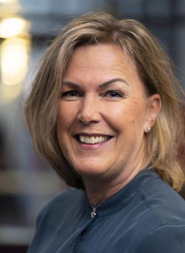 Profilbilde: Leni Stokkenes Halvorsen