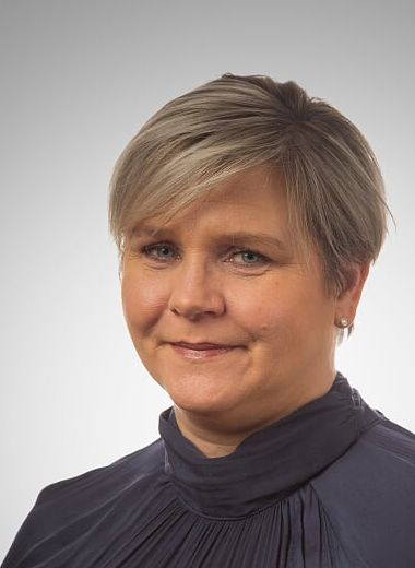 Profilbilde: Anita Bjune Archer
