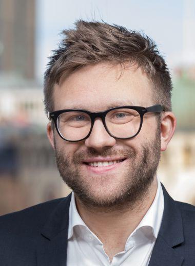Profilbilde: Stefan Magnus Brittmark Heggelund
