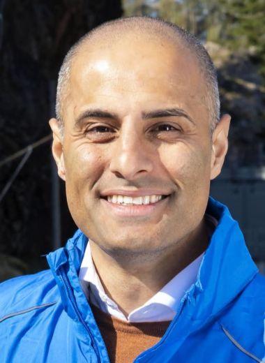 Profilbilde: Mahmoud Farahmand
