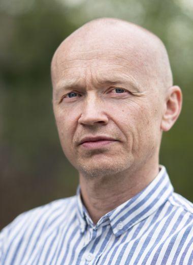 Profilbilde: Christian Andre Balchen