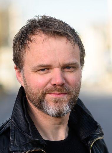 Profilbilde: Frode Sørheim