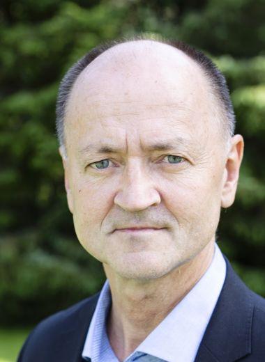 Profilbilde: Bjørn Sæstad