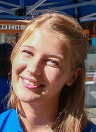 Profilbilde: Martine Dahl Bastiansen