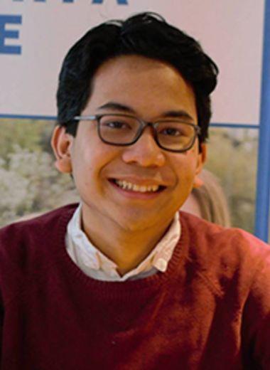 Profilbilde: Radino Dizza Mahendra