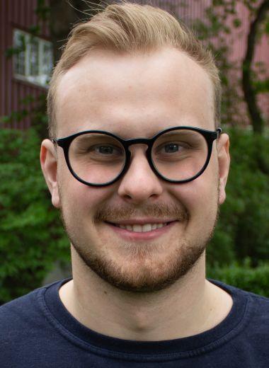 Profilbilde: August Dybvad Grøntvedt
