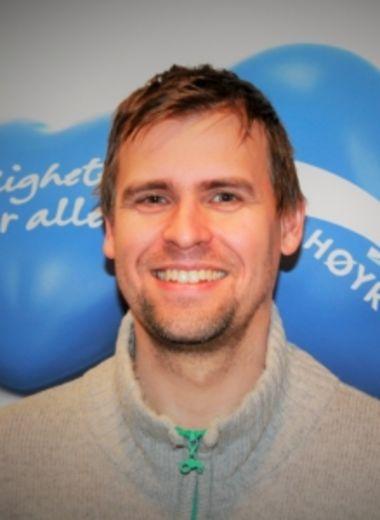 Profilbilde: Ole Andre Schjøll Bjørnestøl