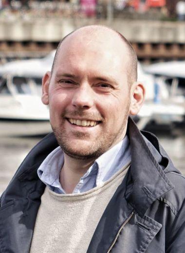 Profilbilde: Stephen Ørmen Johnsen