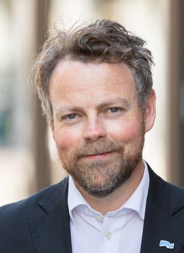 Profilbilde: Torbjørn Røe Isaksen
