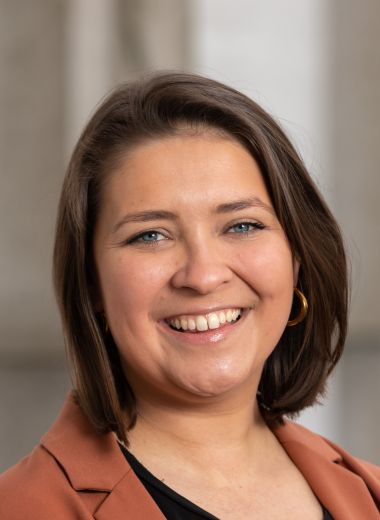 Profilbilde: Maria Barstad Sanner