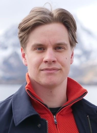 Profilbilde: Johann Martin Krüger