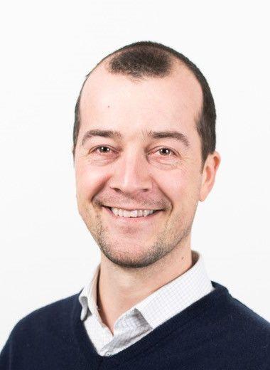 Profilbilde: Morten Resve