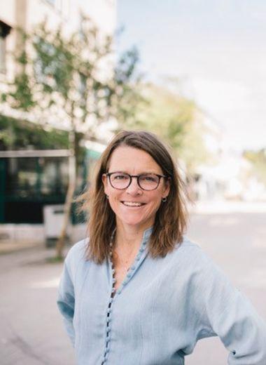 Profilbilde: Kristin Gisvold Stokke