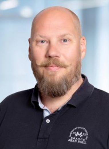 Profilbilde: Stian Stangeland Frank