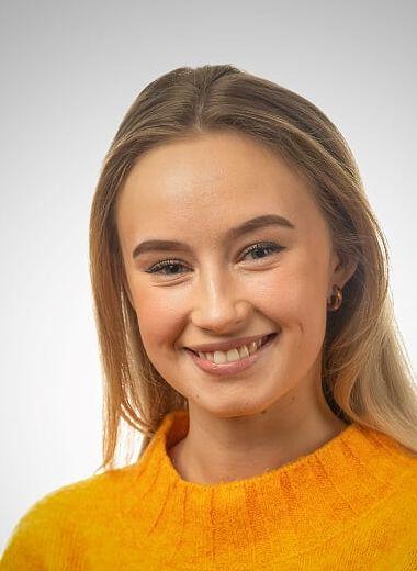 Profilbilde: Johanne Wilhelmine de Ferry Nitter Kirsebom