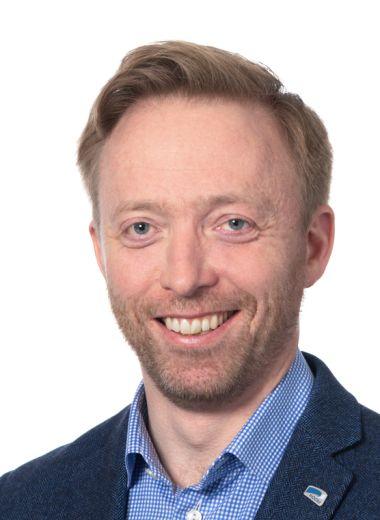 Profilbilde: John-Ragnar Aarset