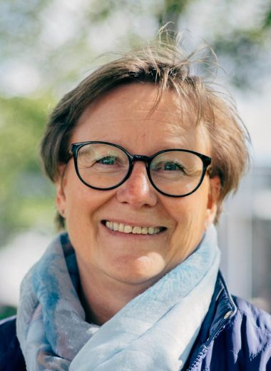 Profilbilde: Rita Leinan