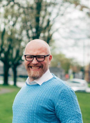 Profilbilde: Asle Skjærstad