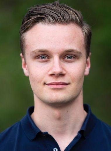 Profilbilde: Henrik Engevik Hatlevik