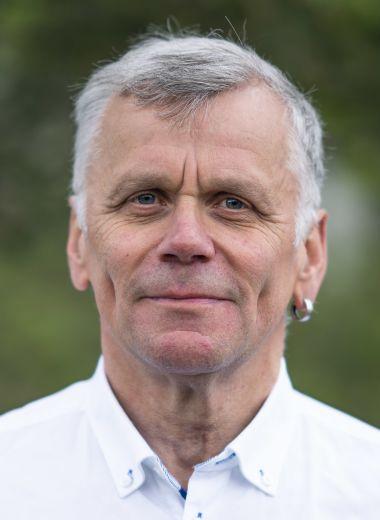 Profilbilde: Fredrik Ugland Litleskare