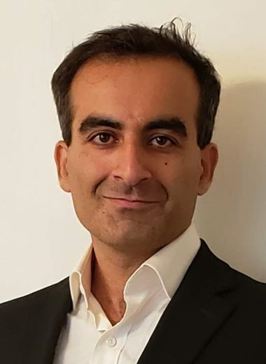 Profilbilde: Mehdi Azadmehr