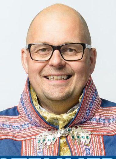 Profilbilde: Nils Ante Oskal Eira