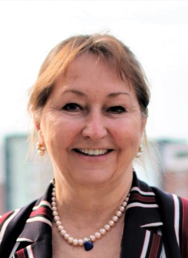 Profilbilde: Gunn Marit Helgesen